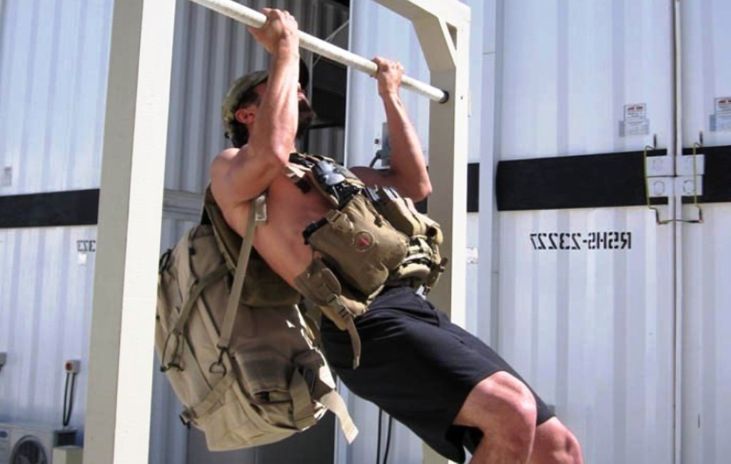 Pull-UPS with weighting