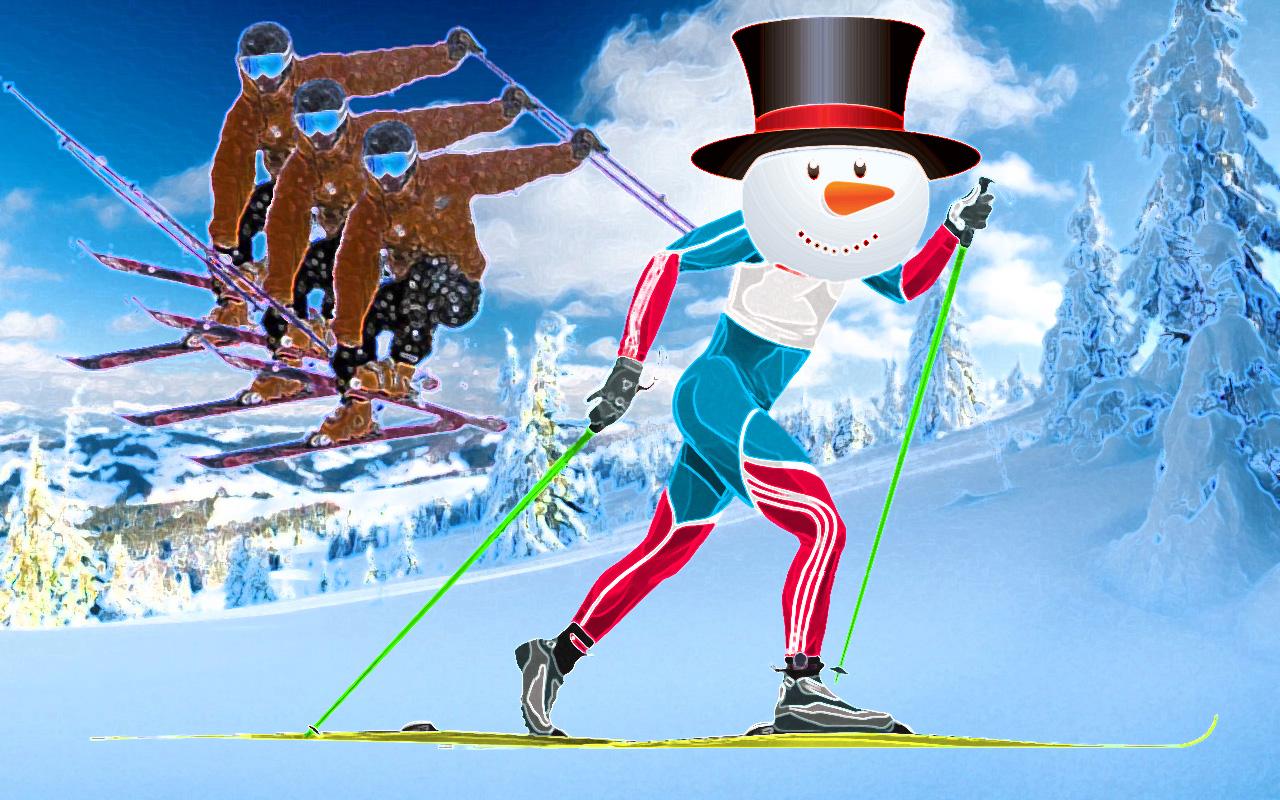 Виды лыж, лыжи, катание на лыжах