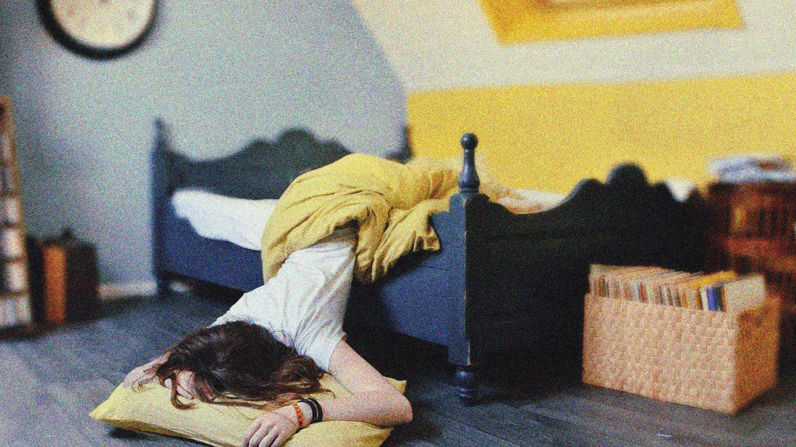 Плохо сплю, просыпаюсь ночью – причины