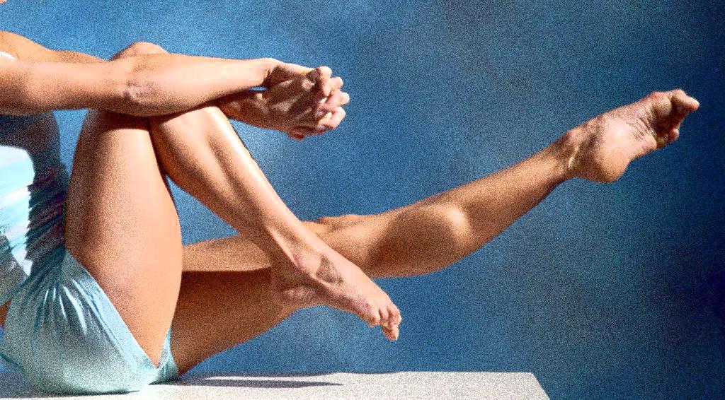 как накачать икры ног в домашних условиях