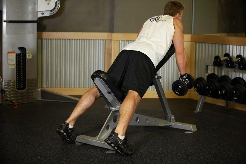 шраги на средние отделы спины