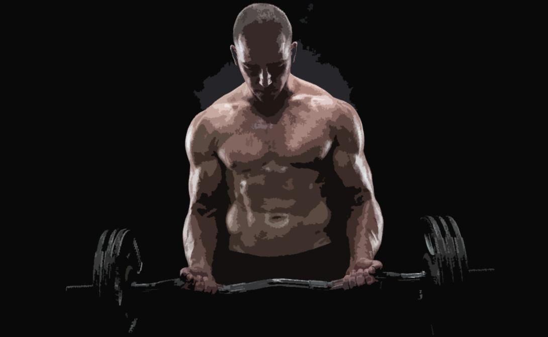 забитые мышцы