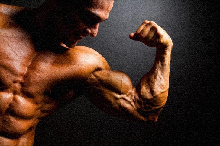 как забить мышцы
