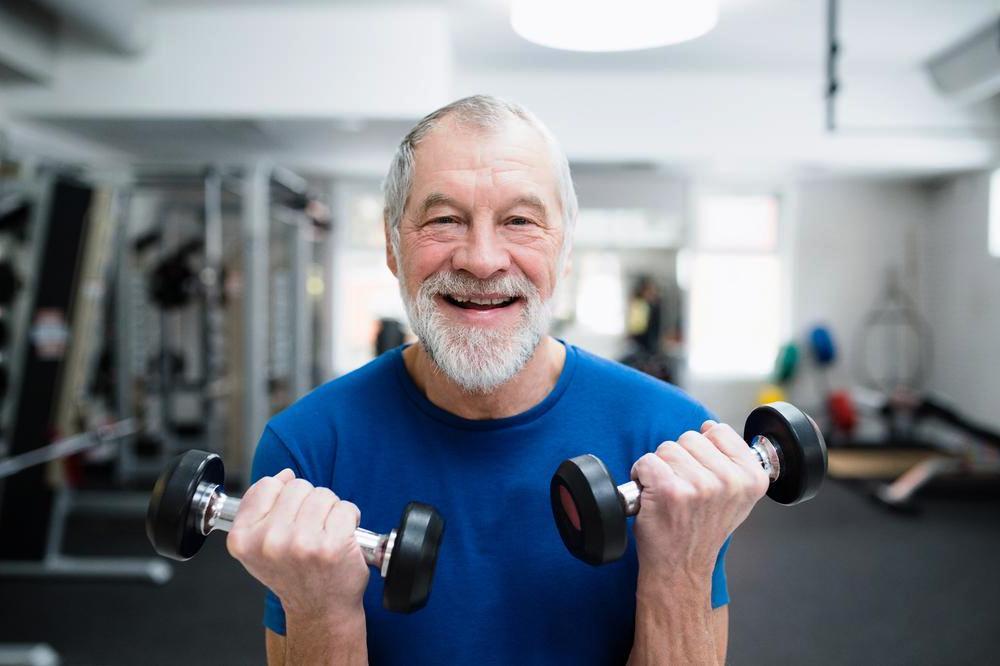 40 лет. Пора заниматься спортом