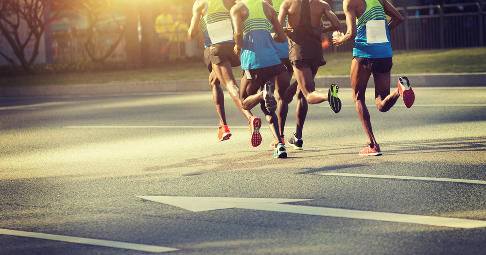 Зачем бежать марафон